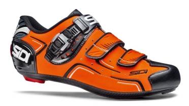 Sidi Level Rennradschuh Orange Herren