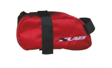XLAB Mini saddle bag Satteltasche Rot