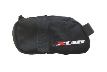XLAB Mini saddle bag Satteltasche Schwarz