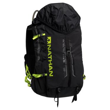 Nathan Journey fastpack 25L outdoor Rucksack Schwarz/safety Gelb