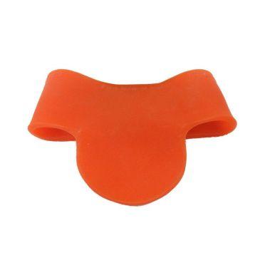 Mugiro Neoprenanzug Nackenschutz Orange