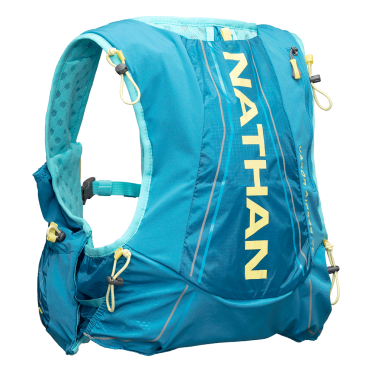 Nathan VaporAiress 2 Rucksack + Trinksystem 7L Blau Damen