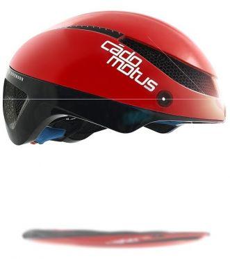 Cádomotus Omega Aerospeed Helm Rot
