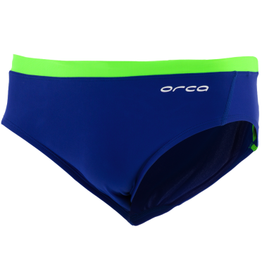 Orca Core brief Blau/grün Herren
