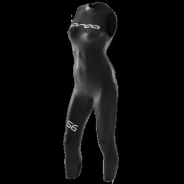 Orca S6 sleeveless wetsuit Damen