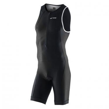 Orca Core Race Trisuit ärmellose Schwarz Herren