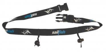 Sailfish Racenumberbelt Schwarz