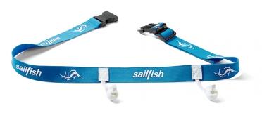 Sailfish Racenumberbelt Blau