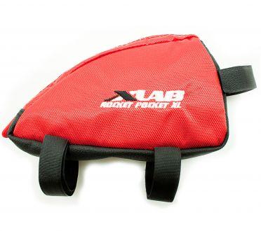 XLAB Rocket pocket XL Oberrohrtasche Rot
