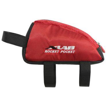 XLAB Rocket pocket Oberrohrtasche Rot