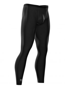 Compressport Under control full tights Compression Laufhose Schwarz unisex