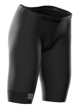Compressport Under control Compression Laufshort Schwarz Damen