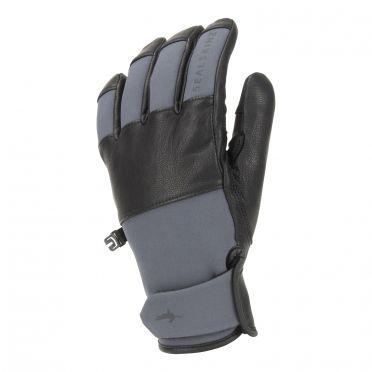 Sealskinz Waterproof Cold Weather handschuhe Schwarz/Grau