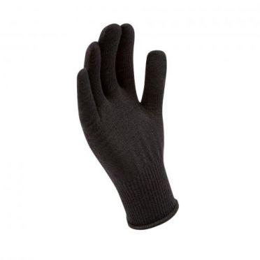 Sealskinz Solo Merino handschuhe Schwarz
