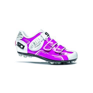 Sidi Buvel MTB Schuh Fuxia/Weiß Damen