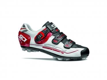 SIDI Eagle 7 MTB Schuhe Weiss schwarz rot Angebot