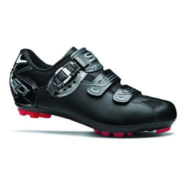 SIDI Eagle 7 MTB Schuhe Shadow Schwarz Mega Herren