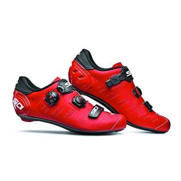 Sidi Ergo 5 Matt Rennradschuh Rot Herren