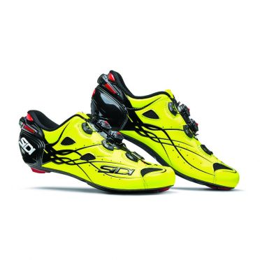 Sidi Shot Rennradschuh Gelb Herren