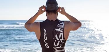 Sleeveless wetsuits