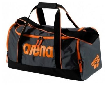 Arena Spiky 2 medium Schwimmtasche Grau/Orange