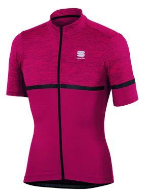 Sportful Giara Jersey Kurzarm Radtrikot Bordeaux Rot Herren