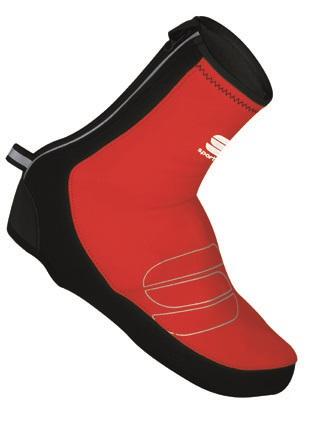 Sportful Reflex WS Überschuhe Schwarz-Rot 01294-567
