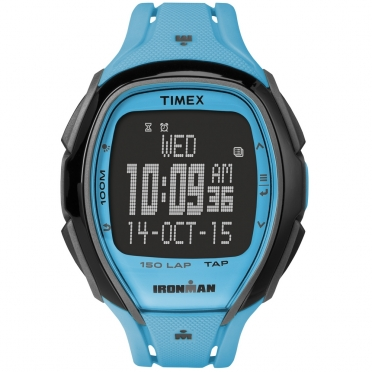 Timex Sleek 150 Blau  46mm