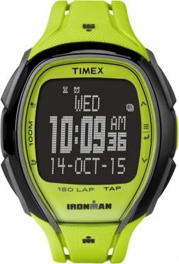 Timex Sleek 150 Grün 46mm