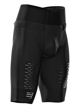 Compressport Trail running Under control Compression short Schwarz Herren