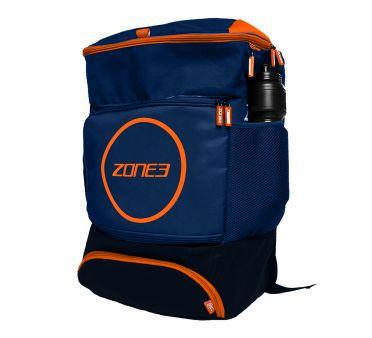Zone3 Transition Bag Rucksack Schwarz/Orange