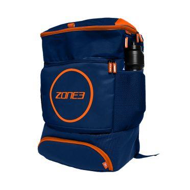 Zone3 Transition Bag Rucksack Blau/Orange