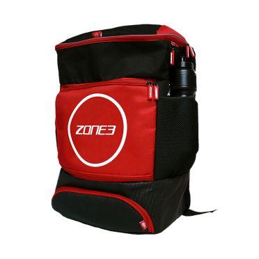Zone3 Transition Bag Rucksack Schwarz/Rot