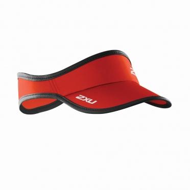 2XU Run Visor Rot