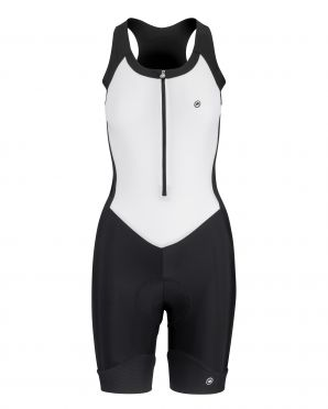 Assos Uma GT NS Body Suit Weiß Damen