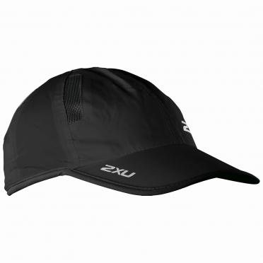2XU Run Cap Schwarz