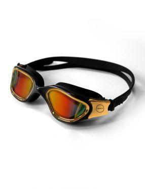 Zone3 Vapour polarized schwimmbrille schwarz/gold