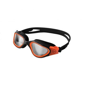 Zone3 Vapour PH Polarized Schwimmbrille Schwarz/Orange