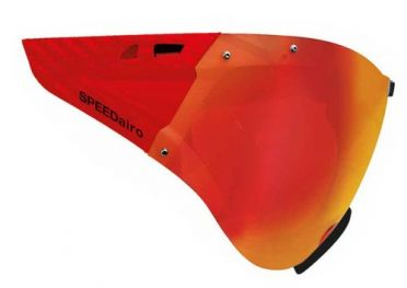 Casco SPEEDmask Orange Visier