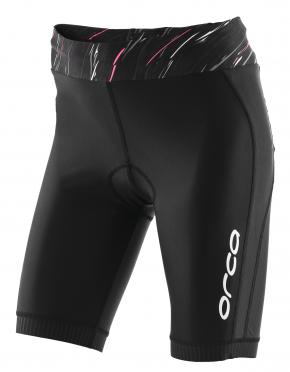 Orca Core tri short Schwarz/Weiß Damen
