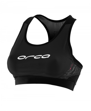 Orca Core Support Bra Schwarz Damen