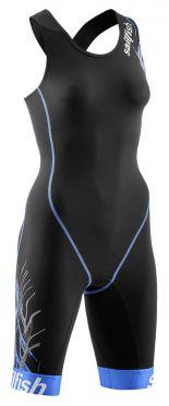 Sailfish Trisuit Pro Schwarz/Blau Damen