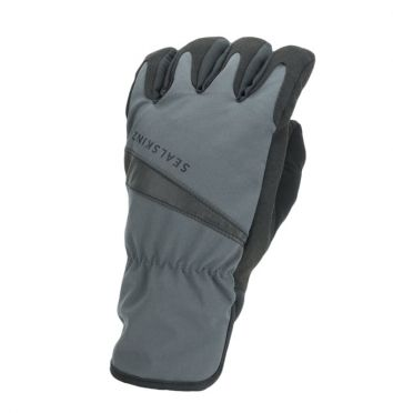 SealSkinz All weather Radhandschuhe Schwarz/Grau