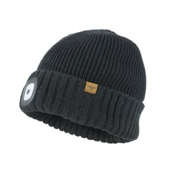 Sealskinz cold weather LED beanie Schwarz
