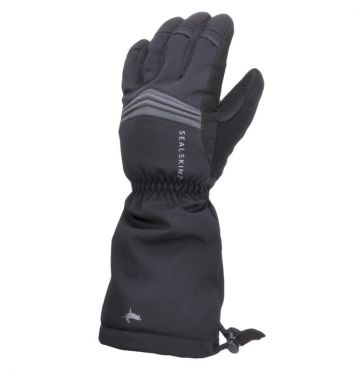 SealSkinz Extreme cold weather reflective Handschuhe Schwarz