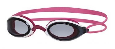 Zoggs Fusion air lady dunkle Linse Schwimmbrille Rosa