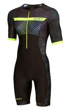 Zone3 Activate Plus Kurzarm Trisuit Revolution Herren