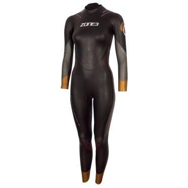 Zone3 Aspire thermal fullsleeve wetsuit Damen