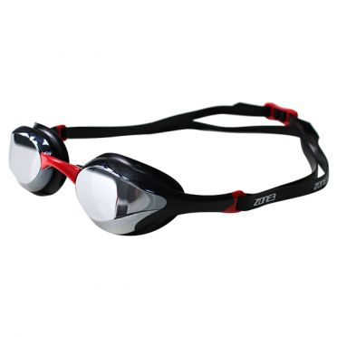 Zone3 Volaire Race Schwimmbrille Schwarz/Rot