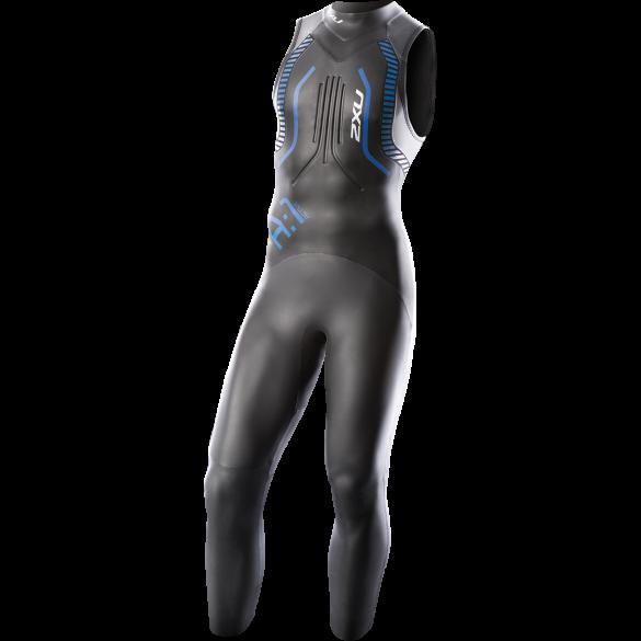 2XU A:1 Active Sleeveless Wetsuit Herren   MW2305c